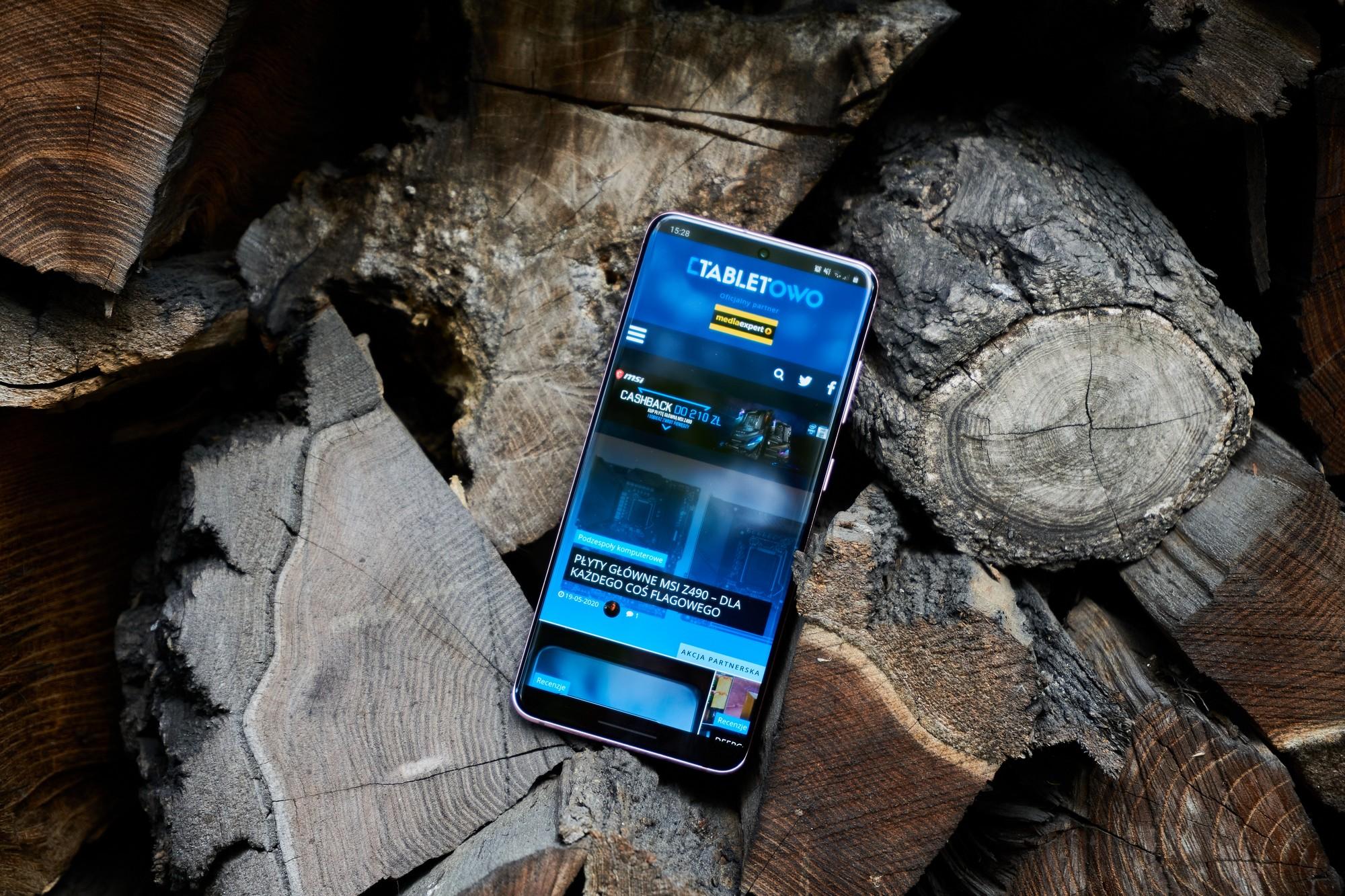 Samsung Galaxy S20 - najmniejszy z serii, choć wcale nie mały (recenzja) 26