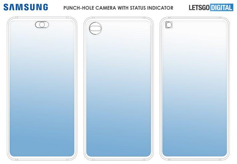 Samsung Galaxy Note 20 bez aparatu pod ekranem, ale z nietypową diodą powiadomień? 20