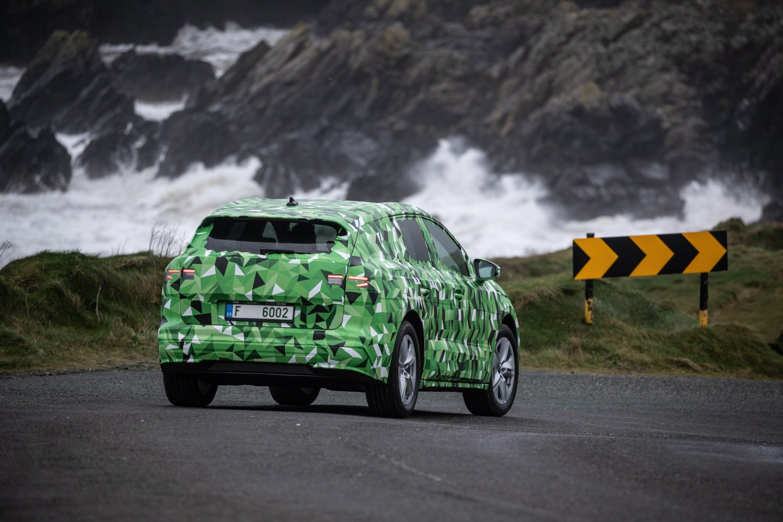 Skoda Enyaq iV – pierwszy w pełni elektryczny SUV z Czech