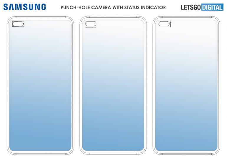 Samsung Galaxy Note 20 bez aparatu pod ekranem, ale z nietypową diodą powiadomień? 19