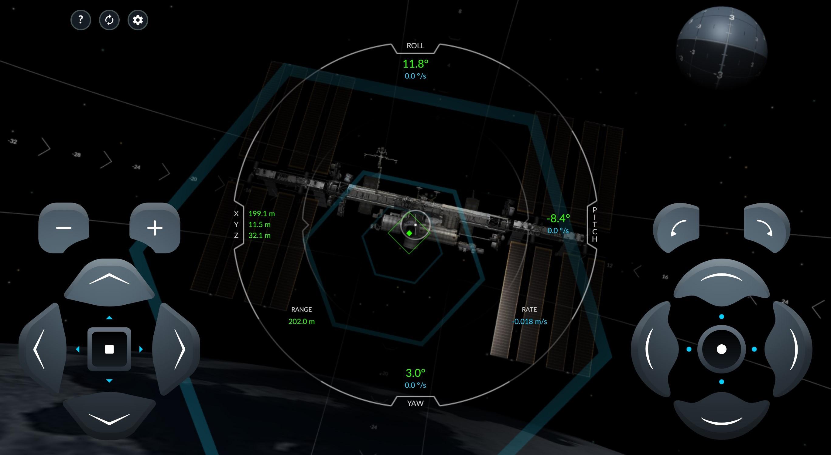 Elon Musk pozwoli Ci przycumować statek Dragon do ISS - w przeglądarce internetowej