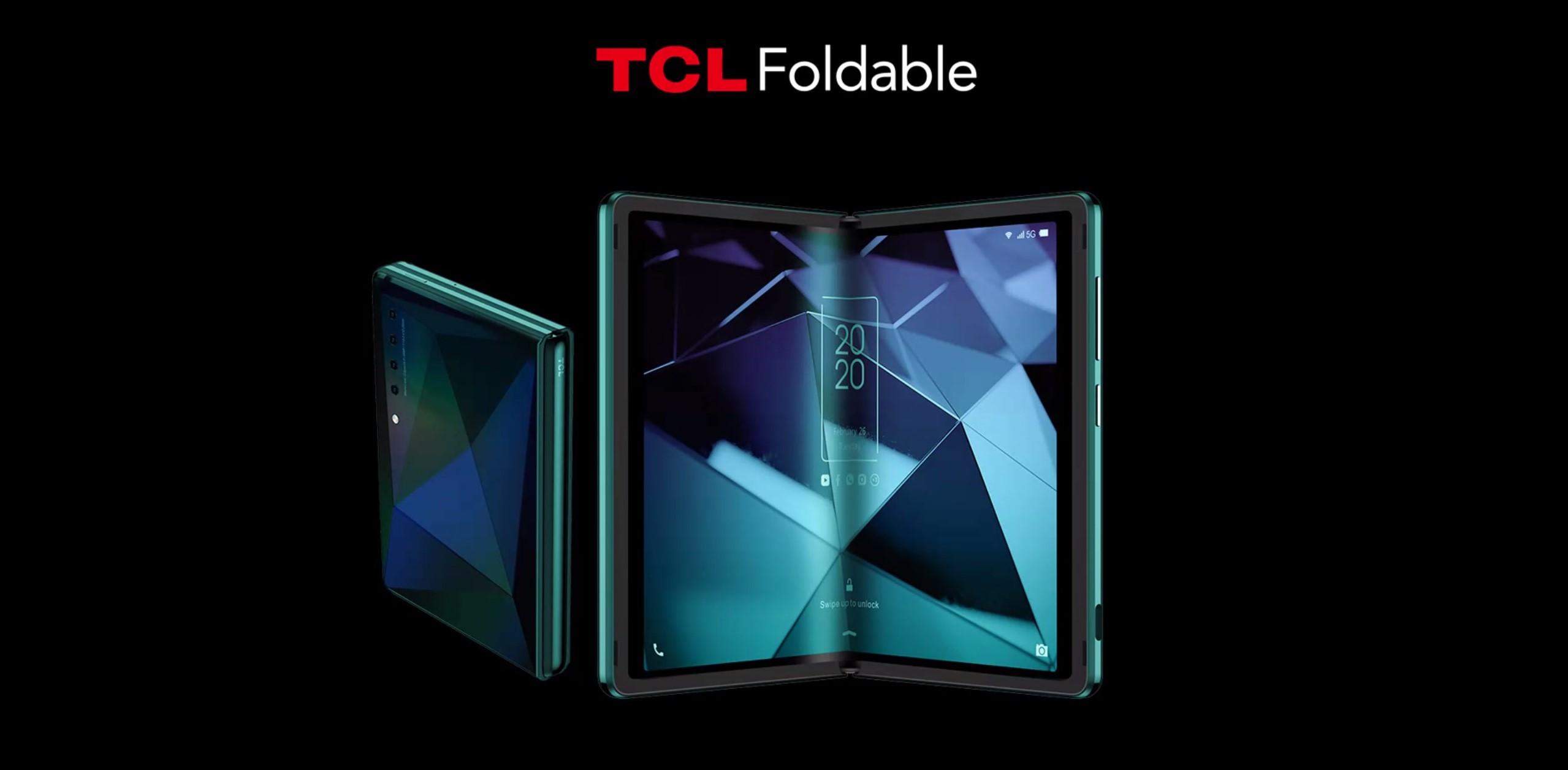 Pokazali go na żywo - smartfon TCL z rozwijanym ekranem rzeczywiście istnieje 21