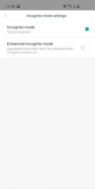 """Xiaomi usuwa lipny """"tryb ninja"""" ze swoich przeglądarek internetowych Mint Browser i Mi Browser Pro"""