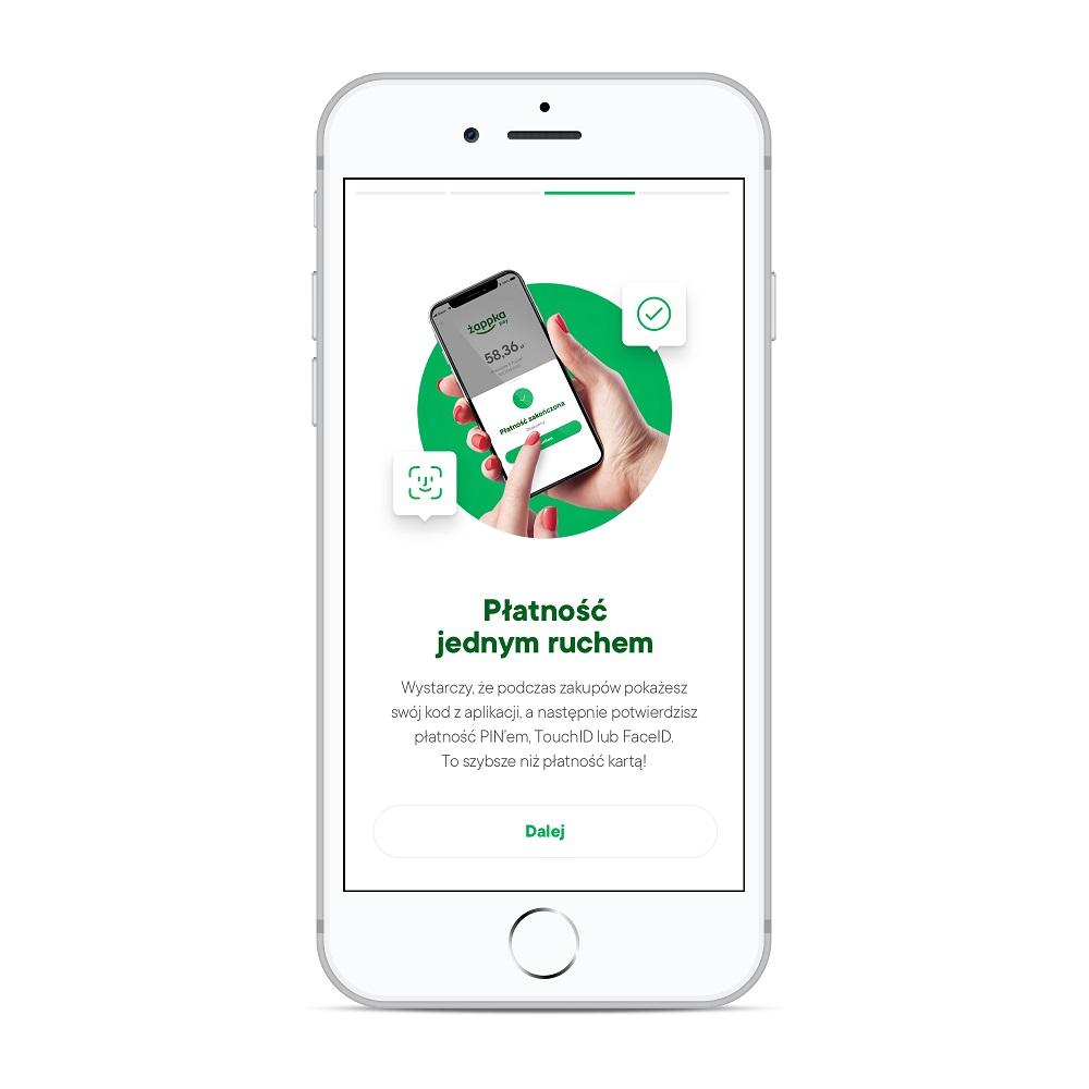 Żappka Pay w aplikacji Żappka