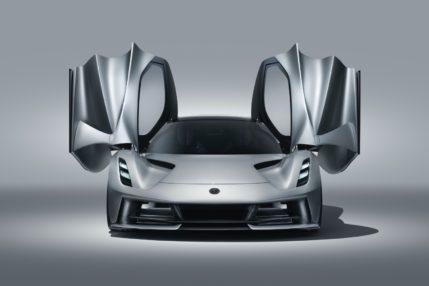 Lotus pożegna się z silnikami spalinowymi. Przyszłość jest elektryczna 29