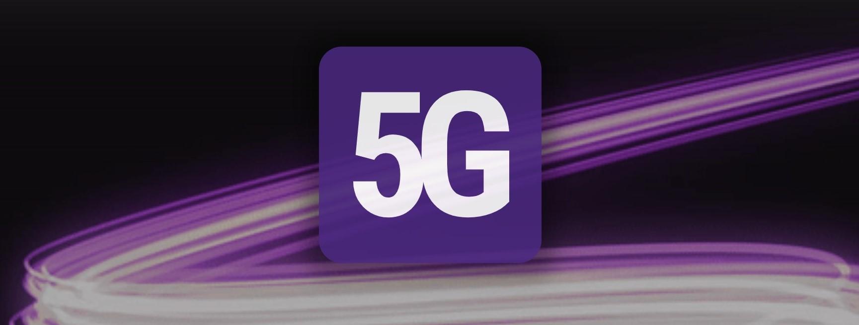 5G Play logo