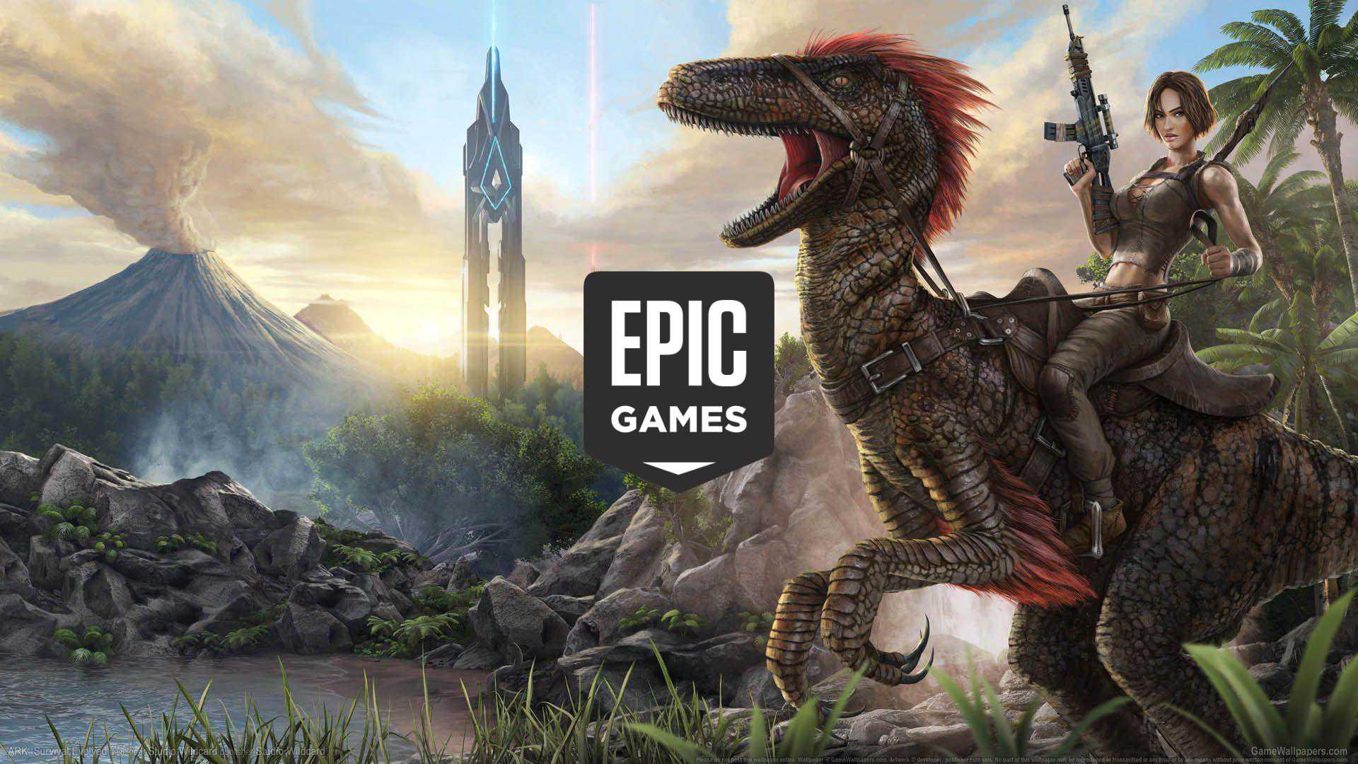 ARK- Survival Evolved za darmo w Epic Games Store