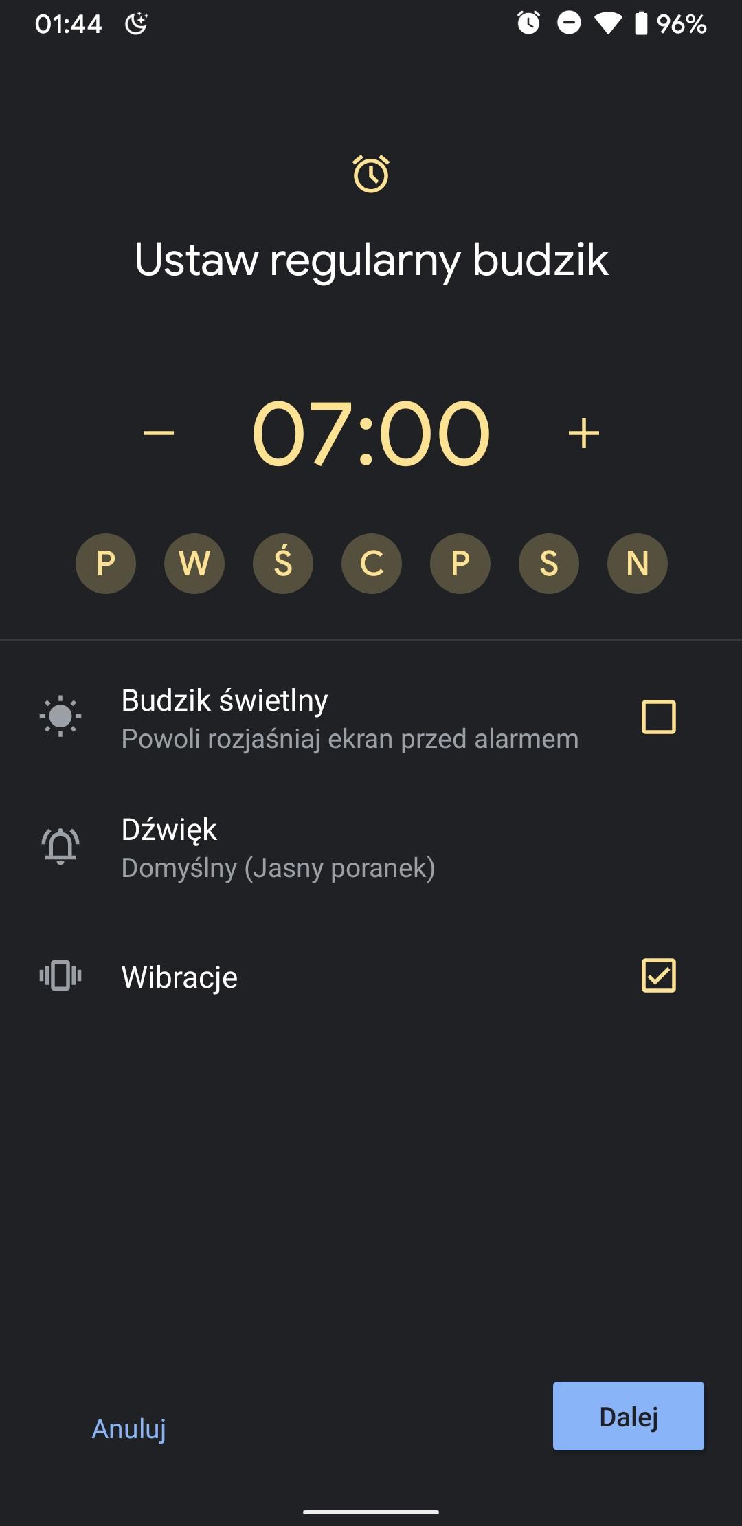 Digital Wellbeing Bedtime
