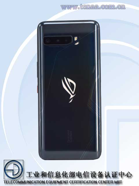 Asus ROG Phone 3 smartphone