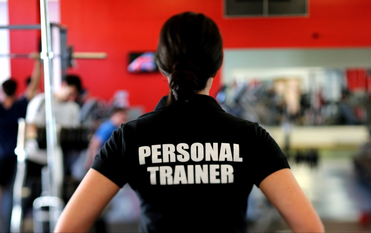 Trenerzy personalni są bardzo cenieni.