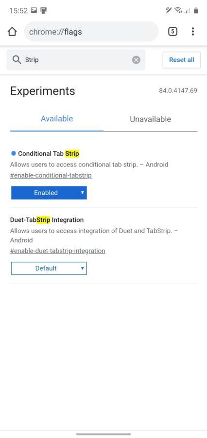 Sprawdźcie, czy u Was działa: Chrome Beta ma pasek z otwartymi kartami na dole ekranu 20