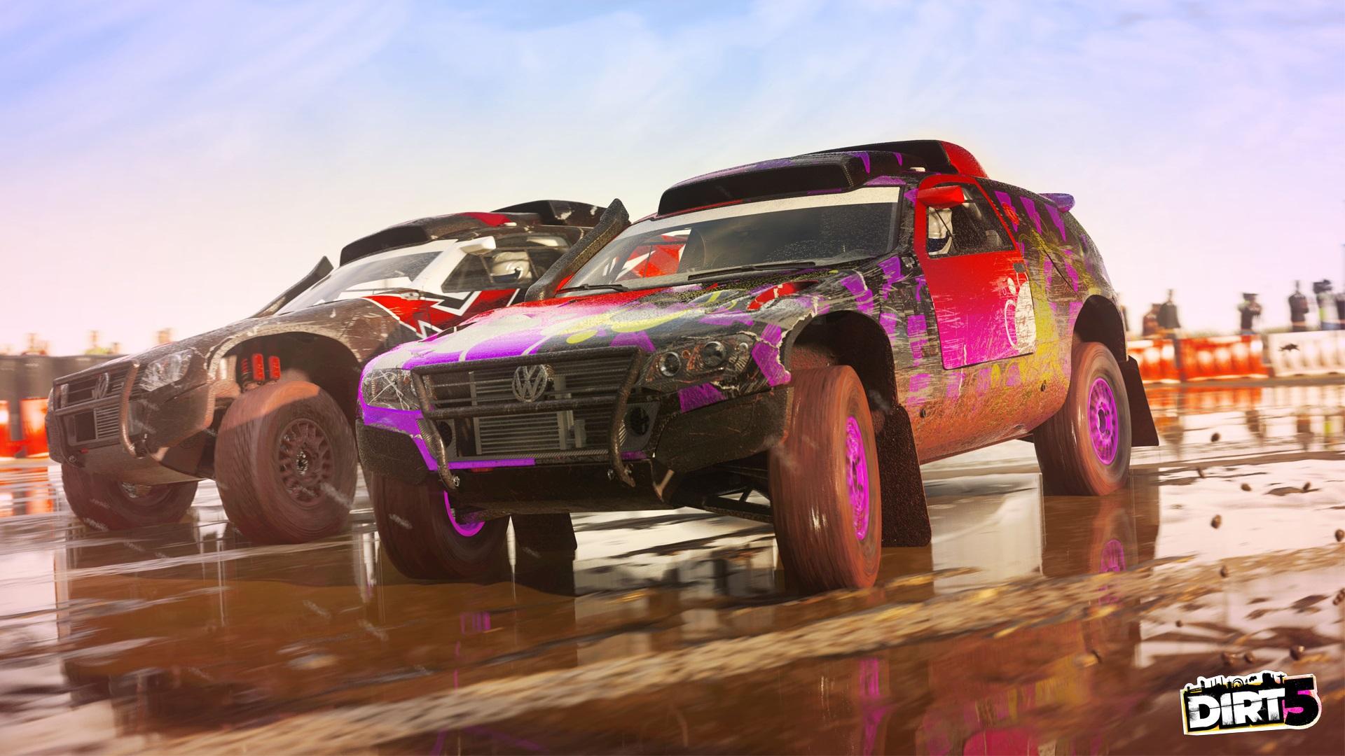 Błoto, frajda i szybkie samochody - graliśmy w DiRT 5! 20