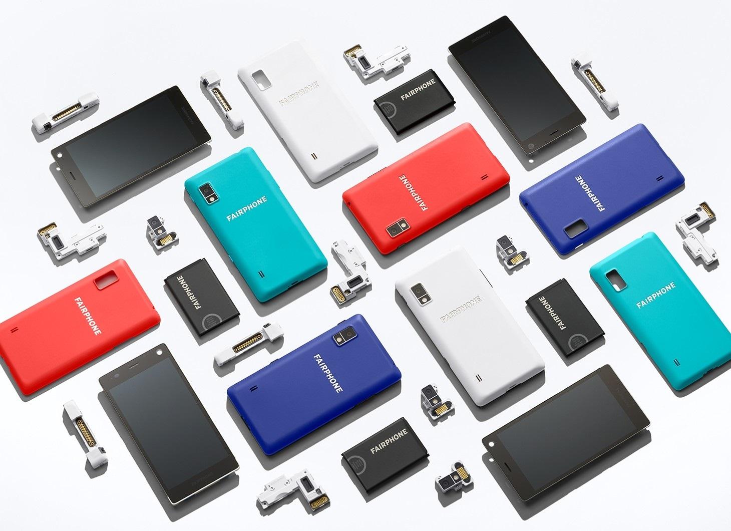 smartfon Fairphone 2 smartphone