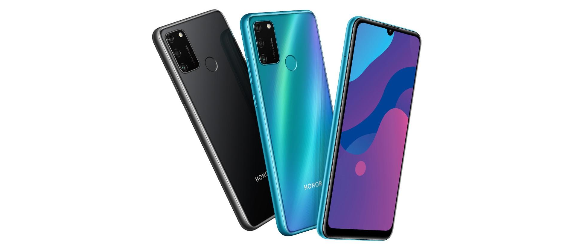 Honor 9A smartphone