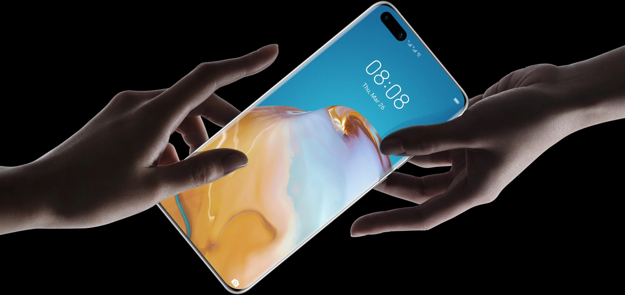 Huawei P40 Pro Plus smartphone