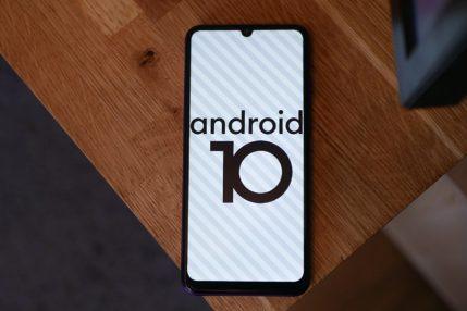 Aktualizacja do Androida 10 przebiega bardzo sprawnie i szybko 20