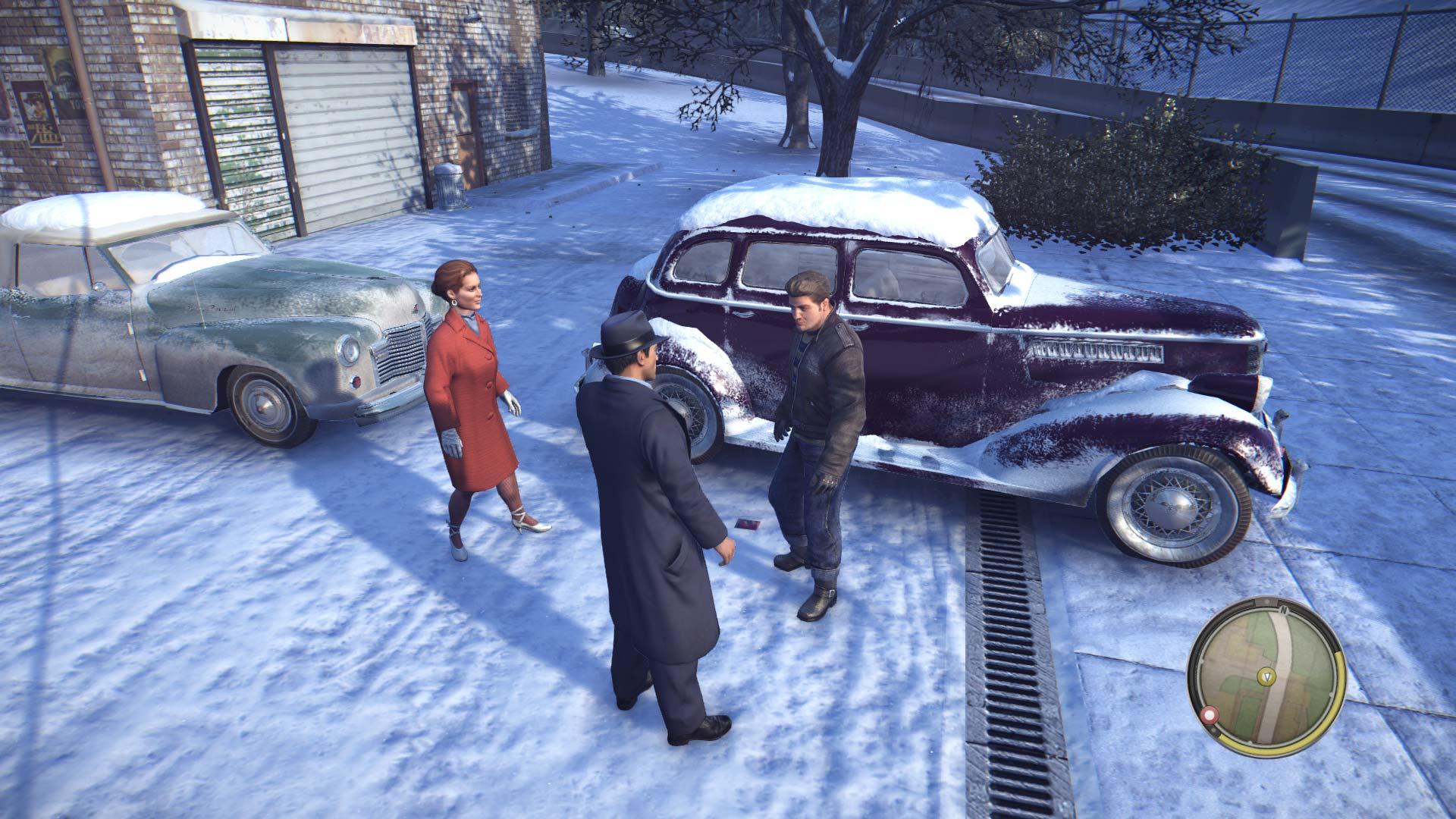 Mafia II Edycja Ostateczna 3