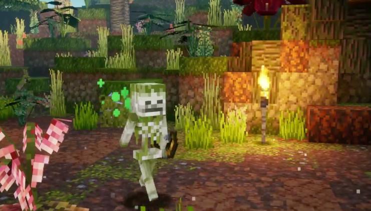 Właśnie zadebiutowało pierwsze DLC do Minecraft Dungeons - pora na zwiedzenie dżungli!