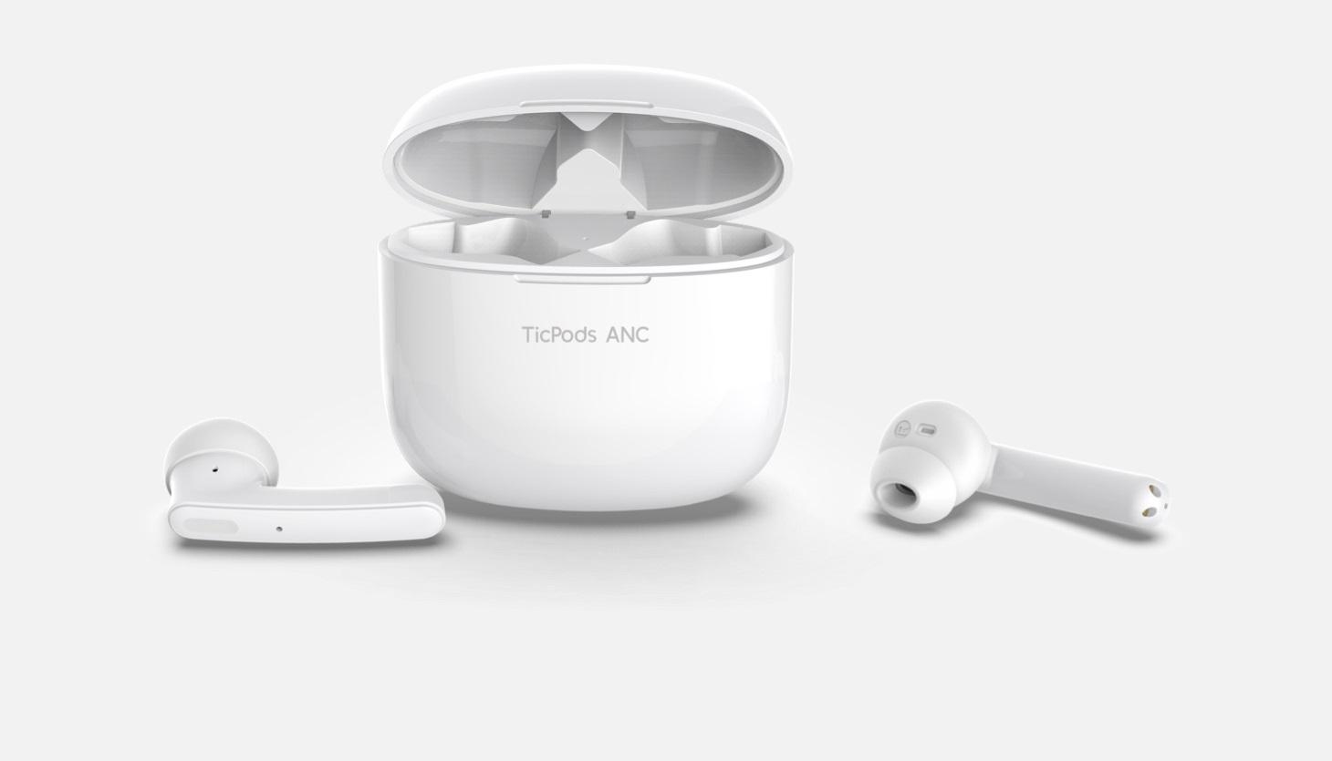 Mobvoi TicPods ANC TWS earbuds