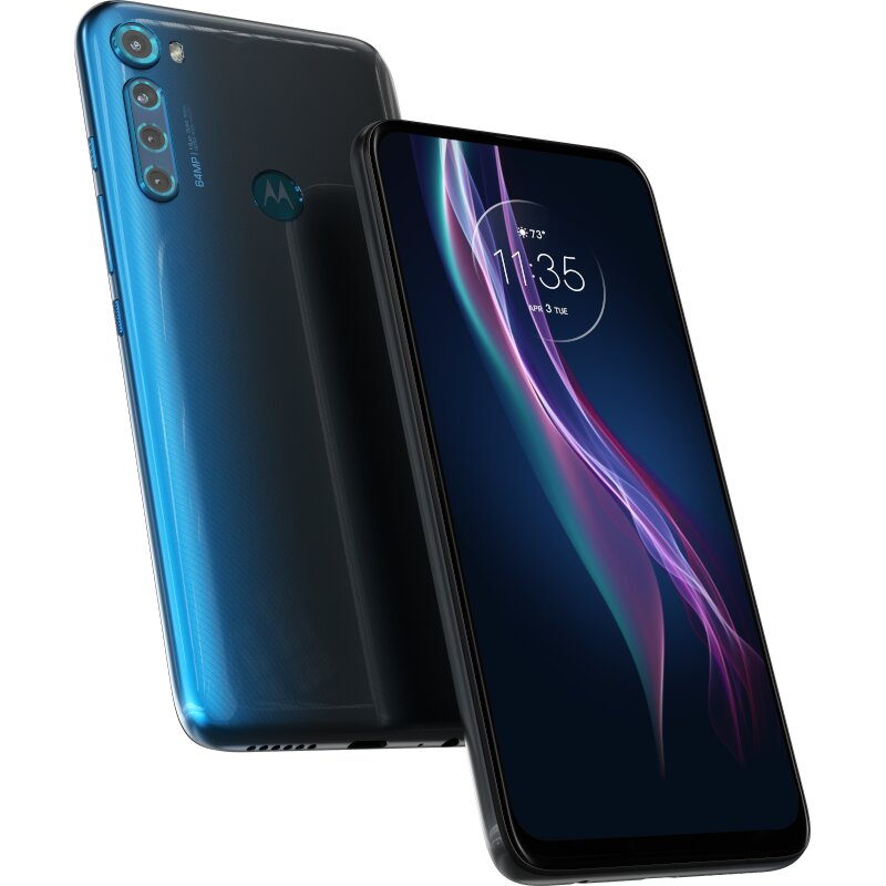 Motorola One Fusion Plus smartphone