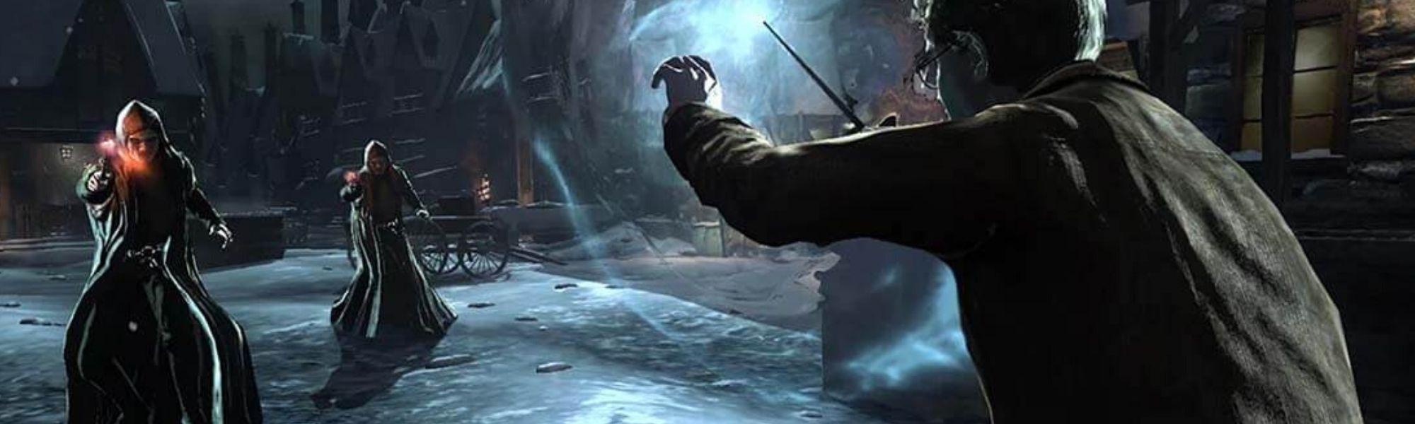 Harry Potter w świecie mrocznego RPG? Poproszę!