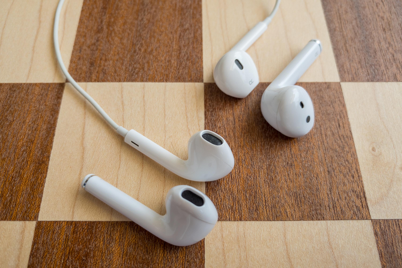Realme Buds Air i EarPods