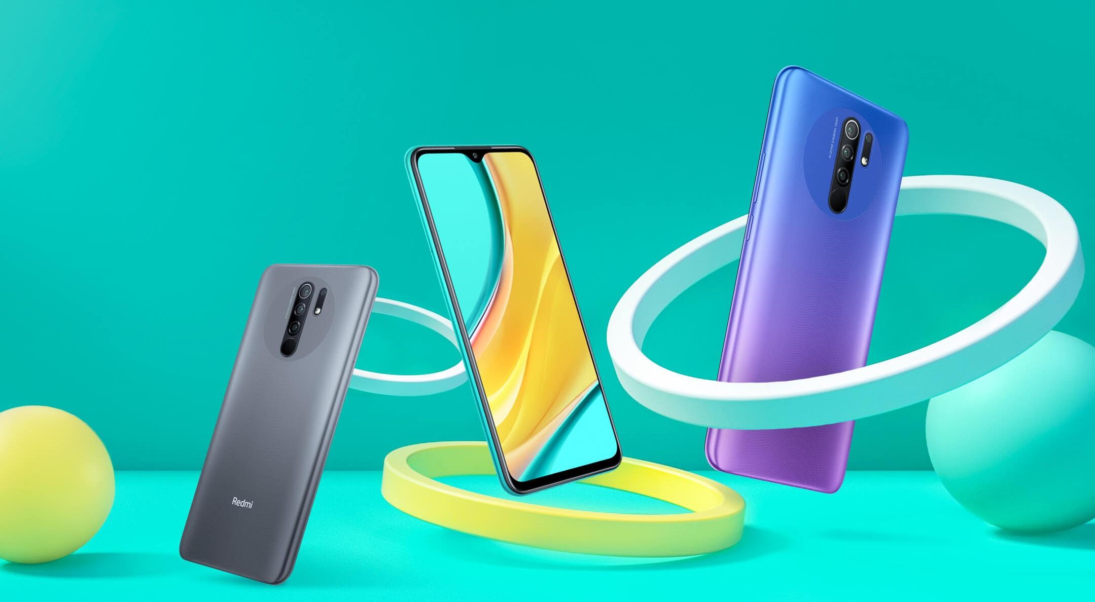 Xiaomi Redmi 9 smartphone