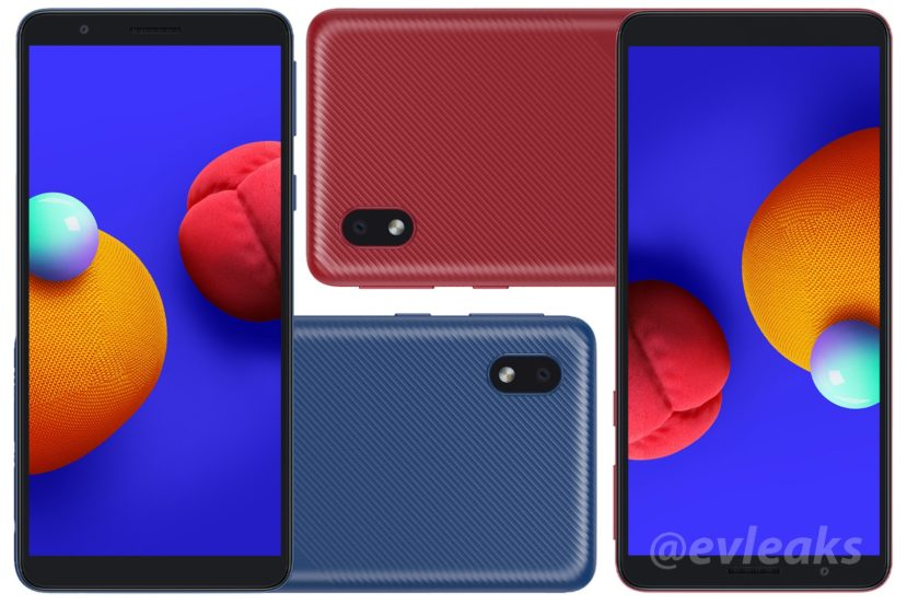 Samsung Galaxy A01 Core smartphone