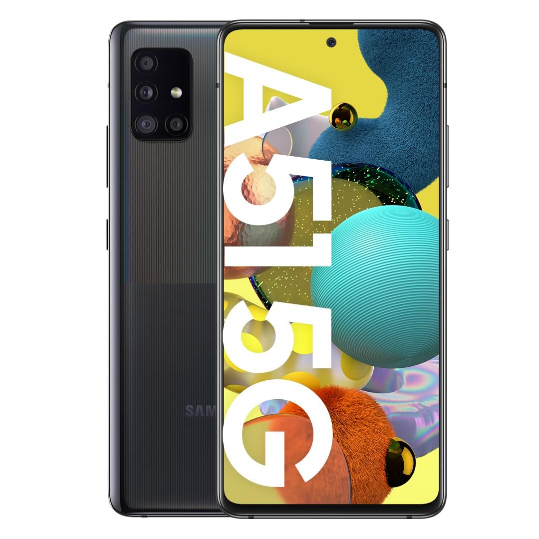 Samsung Galaxy A51 5G smartphone