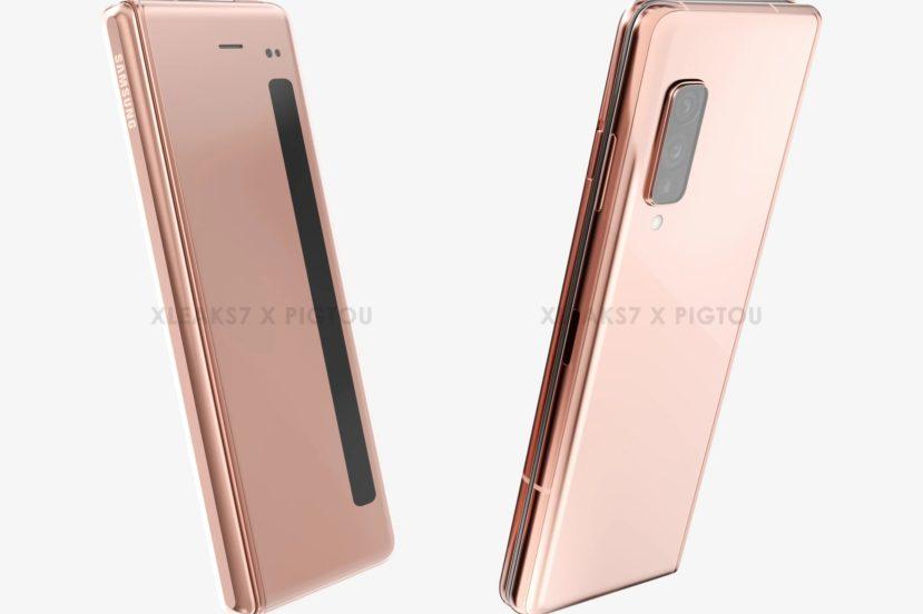 Samsung Galaxy Z Fold 2 z szybkim (ale nie najszybszym) ładowaniem 24