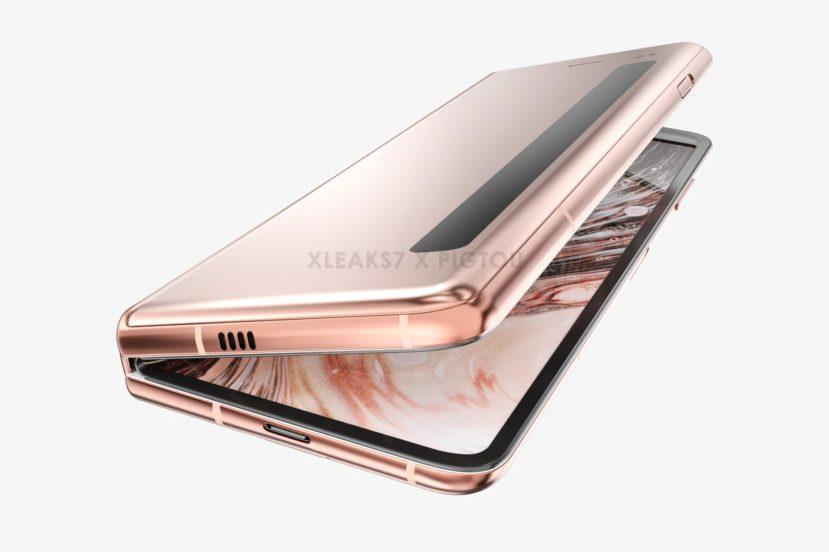 Proszę, nie. Lepiej, żeby Samsung nie skorzystał z tego pomysłu na Galaxy Fold 2 20