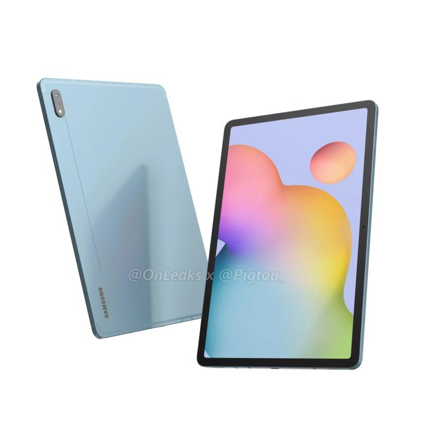 Taki będzie Samsung Galaxy Tab S7 20
