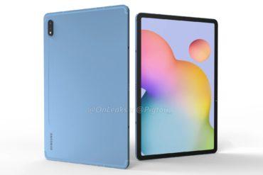 Taki będzie Samsung Galaxy Tab S7 19