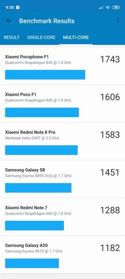 """Przepis na dobrego """"średniaka"""", czyli Redmi Note 9 Pro (recenzja) 41"""