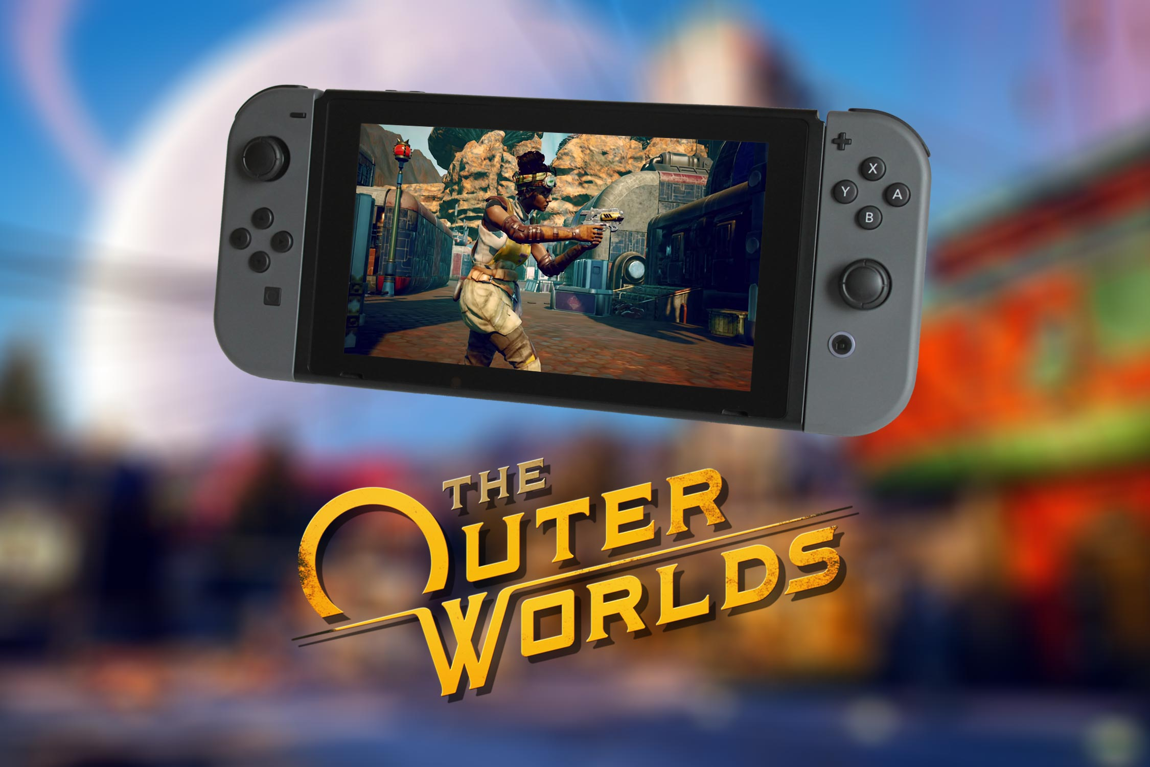 The Outer Worlds Nintendo Switch Premiera