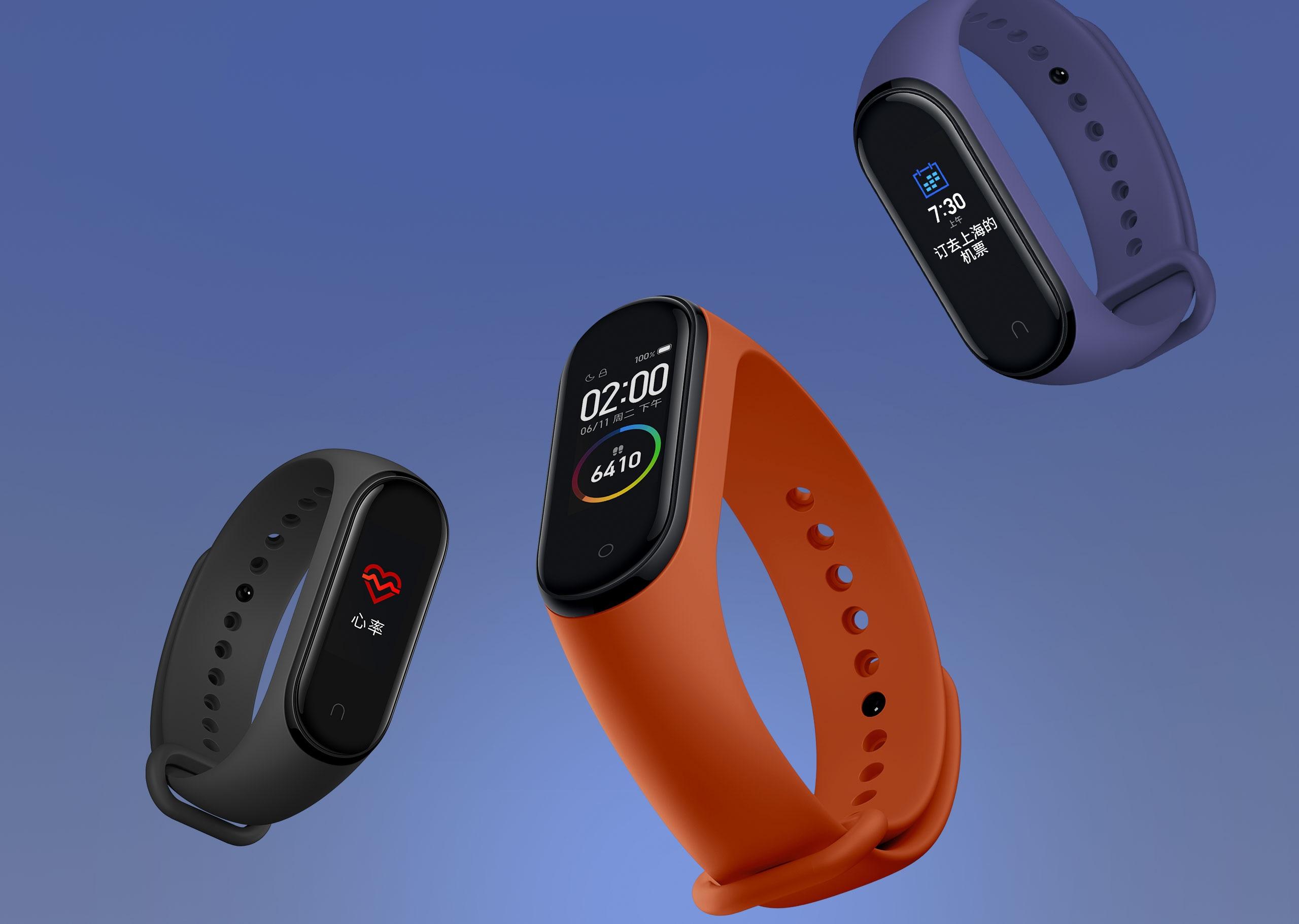 Xiaomi Mi Band 4 smart sport fitness band