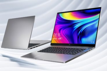 Xiaomi Mi Notebook Pro 15 2020 laptop