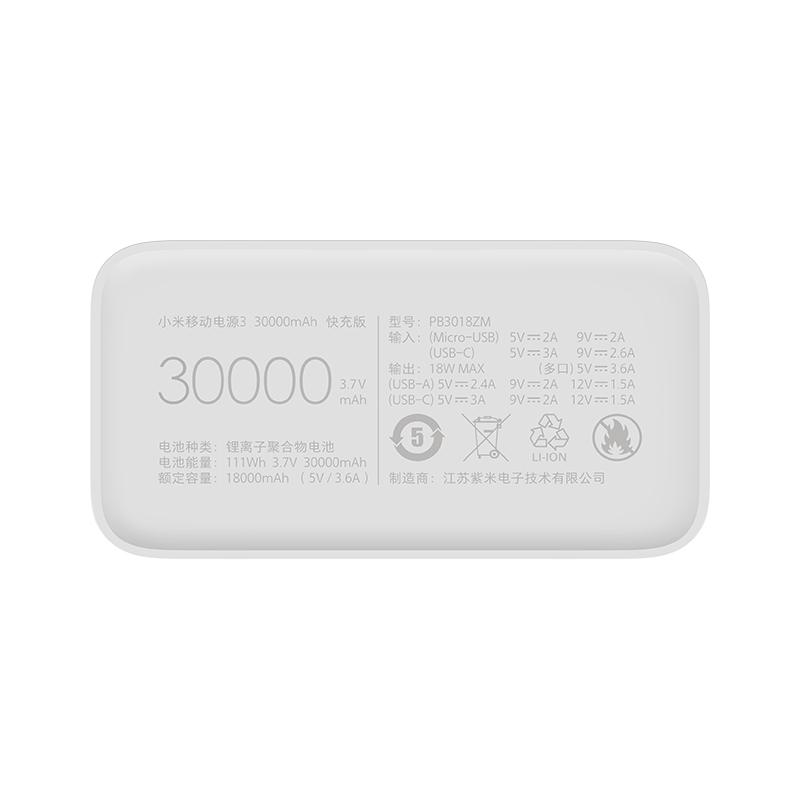 Ten power bank Xiaomi trudno będzie rozładować - ma aż 30000 mAh!