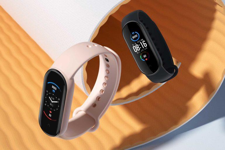 Xiaomi Mi Smart Band 5 sport smart fitness band
