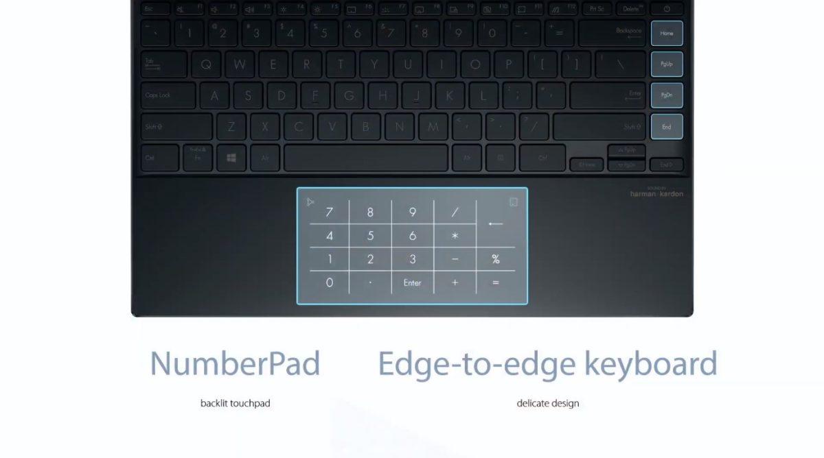 Asus ZenBook 2020
