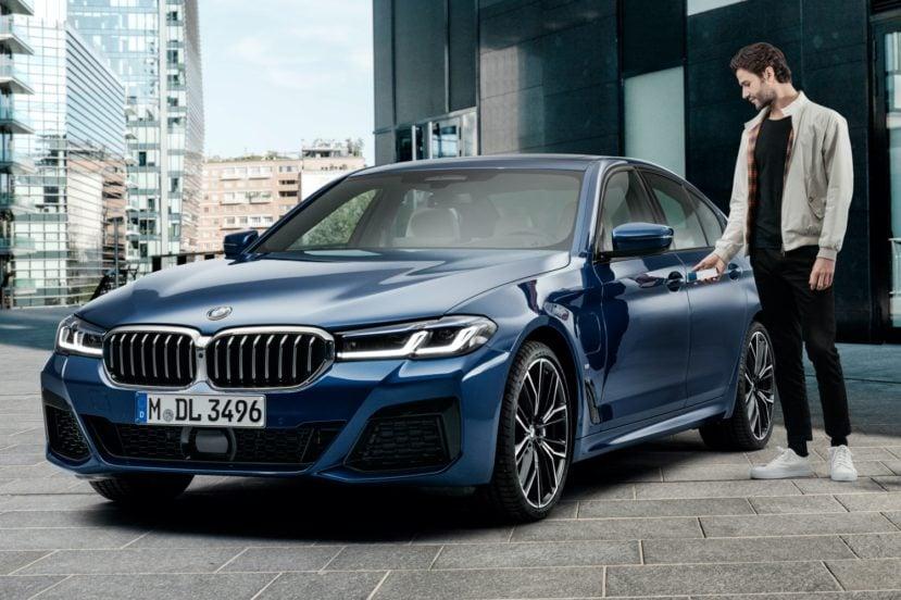 Kluczyk do BMW będzie można zostawić w domu. Zastąpi go iPhone i Apple Watch 26