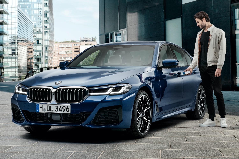 Kluczyk do BMW będzie można zostawić w domu. Zastąpi go iPhone i Apple Watch