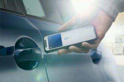 Aplikacja BMW Connected już gotowa na cyfrowy kluczyk Apple 23