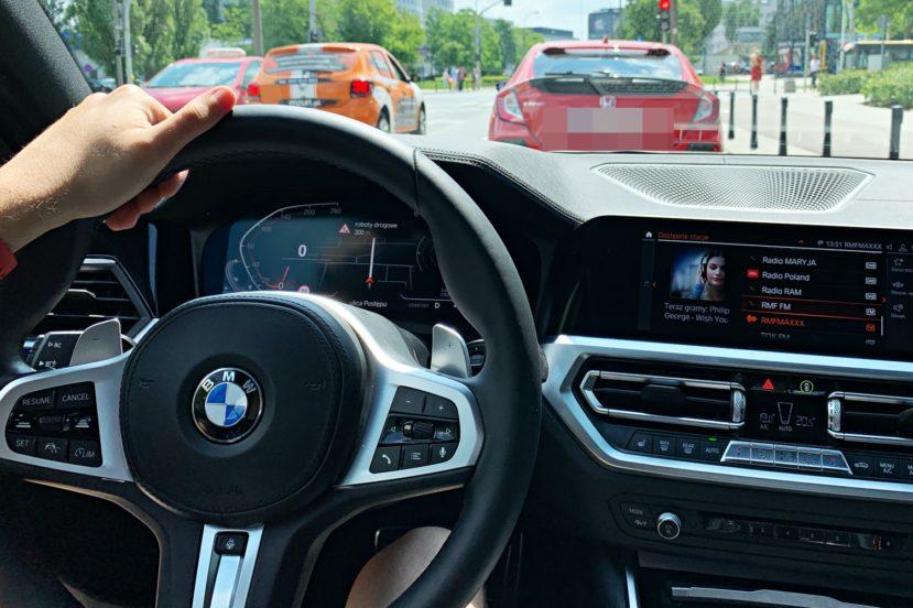 Apple ma pomysł, jak zwrócić uwagę kierowcy w samochodzie autonomicznym
