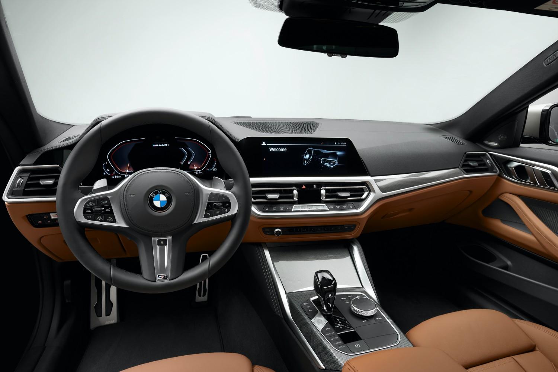 Nowe BMW serii 4 – ogromny grill, nowoczesna technologia i Android Auto 18