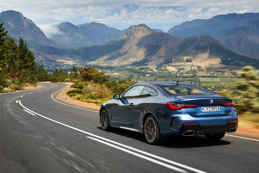 Nowe BMW serii 4 – ogromny grill, nowoczesna technologia i Android Auto 20
