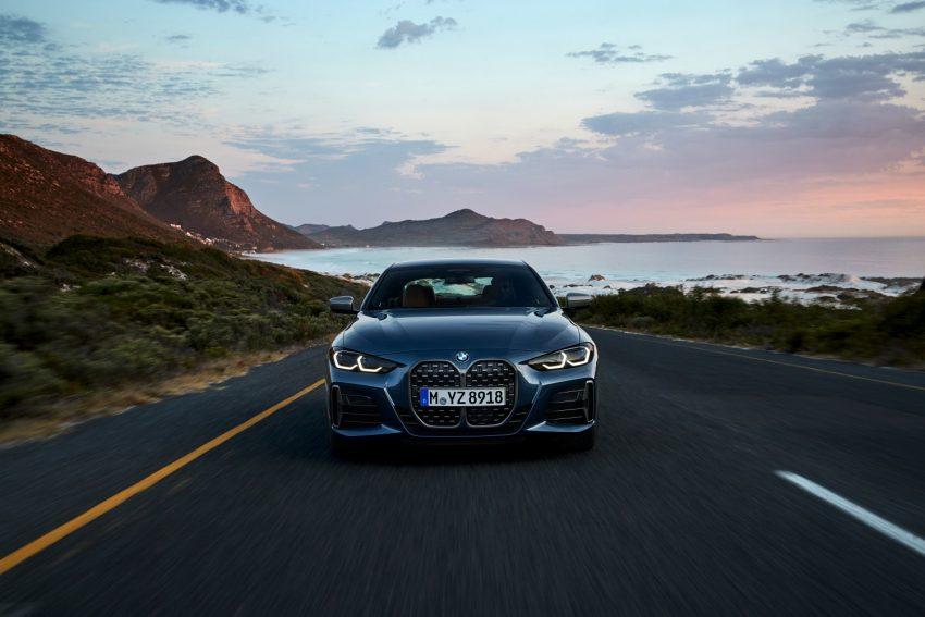 Nowe BMW serii 4 – ogromny grill, nowoczesna technologia i Android Auto 19
