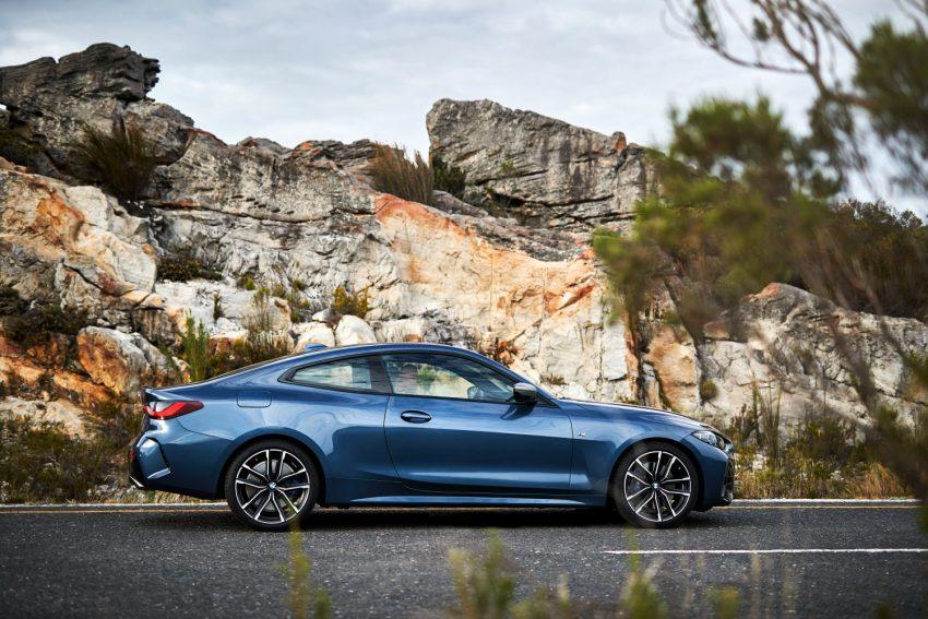 Nowe BMW serii 4 – ogromny grill, nowoczesna technologia i Android Auto 21