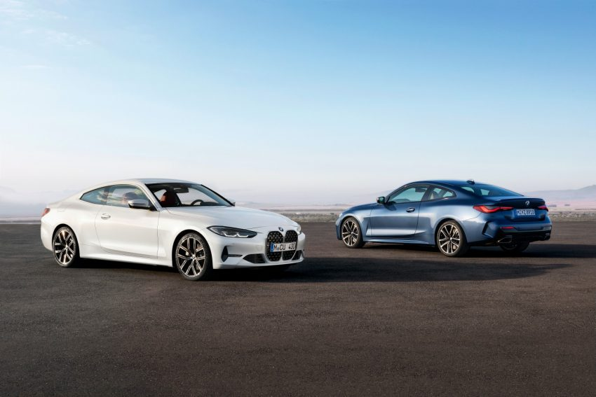 Nowe BMW serii 4 – ogromny grill, nowoczesna technologia i Android Auto 22
