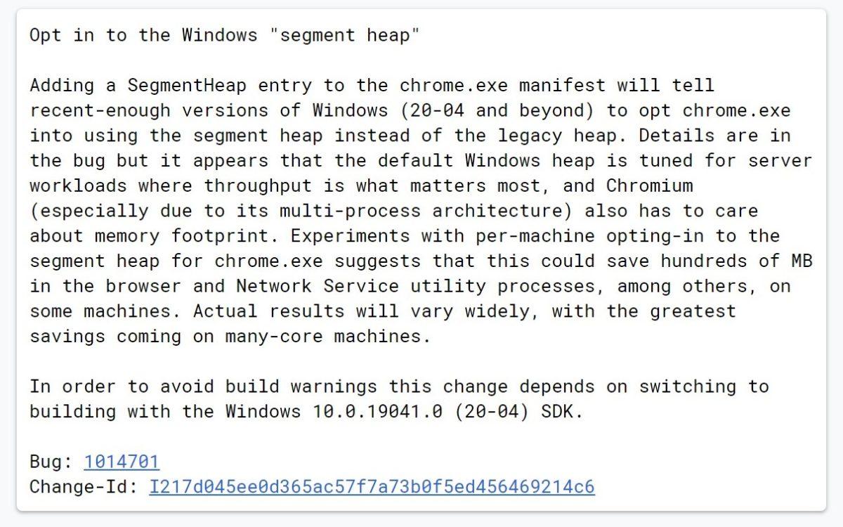 Chrome będzie zżerał mniej RAM-u dzięki aktualizacji Windowsa? Uwierzę, jak zobaczę 19